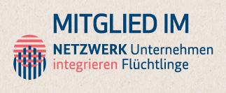 Mitglied im Netzwerk Unternehmen integrieren Flüchtlinge